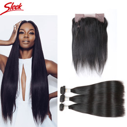 Sleek hair extensions wholesale nz buy new sleek hair extensions rebecca malaysian straight 360 lace frontal closure with bundles 3 bundles hair extension weave with 360 lace frontal sleek hair pmusecretfo Gallery