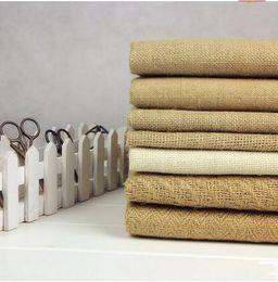 $enCountryForm.capitalKeyWord Canada - Freeshipping 8 models special cloth sacks For Wedding dresses bag shoe Chair Sashes Burlap DIY Supply, burlap fabric,linen stripe cloth B136