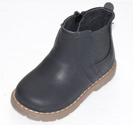 big boys boots martin style black for spring autumn mesh lining boy shoes chaussure de menino sapatos ankle boots