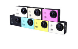 China SJ4000 style 1080P Full HD Action Camera 30M Waterproof Camcorders Helmet Sports Mini DV Car DVR suppliers