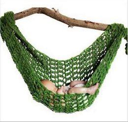 $enCountryForm.capitalKeyWord NZ - Baby Photography Props Crochet Cotton Newborn hammock Baby shower Gift Baby Photography Prop 0-3 Months Kid photo accessories