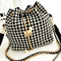 Plaid Drawstring Bags Online | Plaid Drawstring Bags for Sale