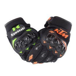 Опт Полные пальцы Гуанты Мотоциклетные перчатки Мотоцикл Motocicleta Luva Moto Motocicleta Мотокросс Гуантес Перчатки