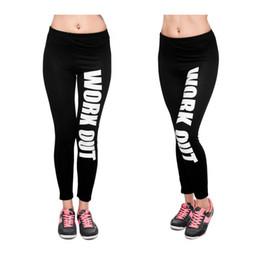 $enCountryForm.capitalKeyWord Canada - Women Leggings WORK OUT Digital Print Lady Skinny Stretchy Black White Pants Casual Yoga Wear Capris Gym Fitness Pencil Fit Trousers (Jlgb1)