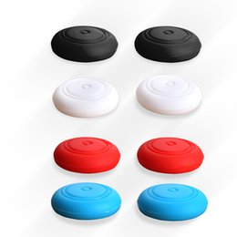$enCountryForm.capitalKeyWord Canada - 4 in 1 IV-SW006 TPU Thumb Grip Cover Cap 4in1 Thumb Grips For Nintendo Game Switch Controller With Blister Retail Packaging With DHL