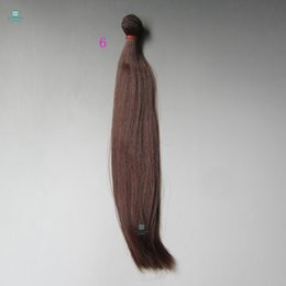 Sensible 50pcs.lot Wholesale Diy Bjd Doll Hair High Temperature Synthetic Fiber Wigs Hair Doll Dolls Accessories