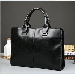 $enCountryForm.capitalKeyWord NZ - 2017 new fashion hand bill of lading satchel bag business computer bag men's briefcase is original