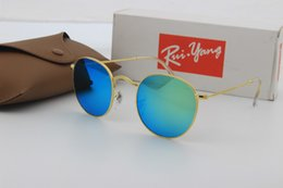 4a06848b0 Prince round mirrored sunglasses online shopping - new retro elegant  sunglasses fashion influx of people round