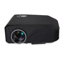 $enCountryForm.capitalKeyWord UK - New H88 LED Projector 1000 Lumens Projector 1080P Projection Machine with USB HDMI VGA AV Micro SD Slot Remote Controller Mini Cool DHL