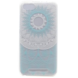 Chinese  For Wiko Lenny 3 Case TPU Cover Fashion Tower bike Butterfly Girl Feather Design Phone Cases manufacturers