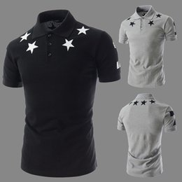 $enCountryForm.capitalKeyWord NZ - 2017 Breathable Cotton Casual Men Brand Mens Design Polo Shirts Short For Men Top Brand Men Polo Shirts