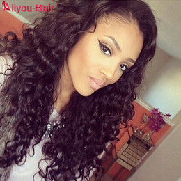 Discount new fashion hairstyles - New Arrival Brazilian Peruvian Malaysian Indian Kinky Curly Hair Weave Bundles Soft Fashion Hairstyle Top Selling Items