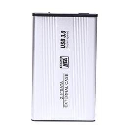 $enCountryForm.capitalKeyWord Canada - Wholesale- NI5L USB 3.0 SATA External HDD Case Silver Aluminum 2.5 Inch Hard Drive Disk Storage Enclosure Box with USB 3.0 Cable Screwdrive