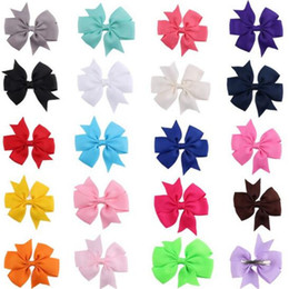 $enCountryForm.capitalKeyWord NZ - Girls Hair Bows Pin for Kids Cute Girls Children Hair Accessories Baby Hairbows Girl Flower Hair Clip