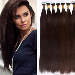 Thick tape hair extensions online thick tape hair extensions for 18 28inch 100g tape hair extensions 40pcs set blonde brazilian straight tape in human hair extensions thick skin weft hair tape pmusecretfo Gallery