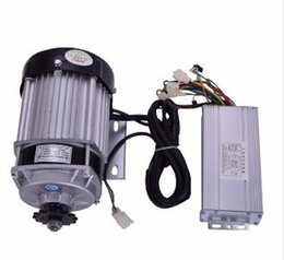 1800w Dc 60v Brushless Motor Bldc Electric Bicycle Motor Bm1424zxf