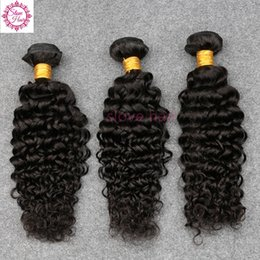 best brazilian virgin curly weave 2019 - 100% Unprocessed Virgin Brazillian Hair Deep Curly Human Hair Weave Bundles 3Pcs Best Quality Sew Hair Extensions Weft R