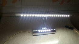 Discount Swing Arm Led Wall Lamp 5w 7w Modern Indoor Bathroom Mirror Wall Lights Led Stainless