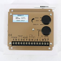 $enCountryForm.capitalKeyWord NZ - 5pieces Engine Speed controller ESD5111 Generator parts Speed range 1KHz ~ 7.5KHz