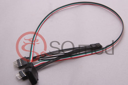 Led motherboard online shopping - Motherboard Internal Pin USB Female to Male Splitter Data Cable V Pin IDE Molex Reinforce Power Lead AWG Wire PC DIY
