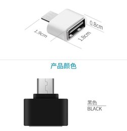 $enCountryForm.capitalKeyWord Canada - New USB Cell Phone Adapters Android OTG adapter USB turn micro adapter USB Android V8 spot