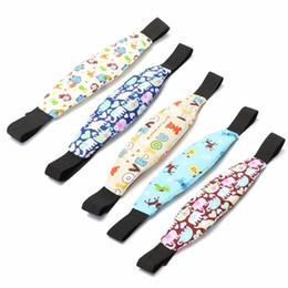 Chinese  Pram Car Safety Seat Sleep Positioner Stroller Baby Head Support Fastening Belt Adjustable Pram Strollers Accessories manufacturers