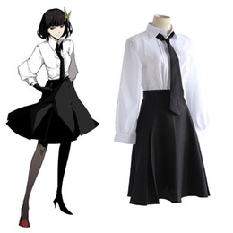 $enCountryForm.capitalKeyWord Canada - Malidaike Ainme Stray Dogs Wen Hao Wild Dogs And Xie Cos Cosiment Clothing Cosplay Costume Simple Dress Suit