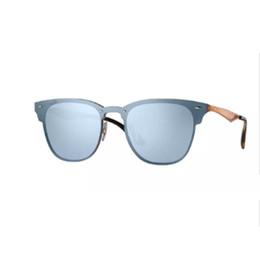 b2e8cceab5 Hot Newest Designer Pop Club Gafas de sol de moda Hombres Gafas de sol  Mujeres Retro Verde azul Rosa Plata Mercurio lente Nueva bisagra