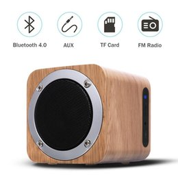 $enCountryForm.capitalKeyWord Canada - CM-B06 wireless Bluetooth Speakers Portable Wooden Mini Hands free Subwoofer Multifunction Boombox with FM Radio support TF U DISK for phon