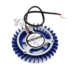 Discount hydro aluminum - free shipping AD5512HB-E01 55mm 4Pin 35X35X35mm VGA Video Card Fan For ATI Graphics Card Cooling Fan
