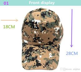 $enCountryForm.capitalKeyWord NZ - Outdoor hiking fishing caps for women or men portable fisherman hat camouflage sunshade adjustable design 1606372