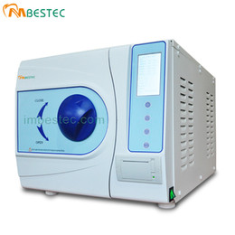Wholesale 23L with printer B class medical dental steam autoclave With CE and ISO 13485 free shipping
