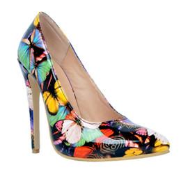 837c5d9dbccf83 Zandina Womens Best Selling Fashion Handmade 10cm Patchwork Slip On Large  Size High Heel Pumps Shoes Black XD039