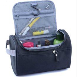 New Women and men Large Waterproof Makeup bag Nylon Travel Cosmetic Bag  Organizer Case Necessaries Make Up Wash Toiletry Bag 4f16789672958