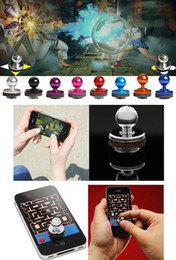 Ipad controllers online shopping - Joystick IT mini Mobile fling joystick Arcade Game Stick Controller for iPad Android Tablets PC by dhl