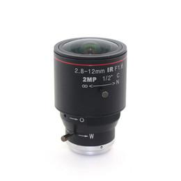 CCtv Cameras manual zoom online shopping - 2MP HD mm cctv lens C Mount Manual Focal IR quot for Security CCTV Camera IP Camera