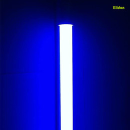 t5 fluorescent tube light UK - T5 T8 LED Tubes Color Lights 3ft 2ft G13 85-265V 5-18W Integrated Red Green Blue Fluorescent Bulbs Lamps Direct from Shenzhen China Factory
