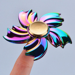 $enCountryForm.capitalKeyWord Canada - Hand spinner gyro Rainbow Fidget Spinner Spider's fingers Gyro-painted fingertips Gyro-glowing Goggles Gyro Decompression Adult Toys