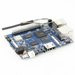 $enCountryForm.capitalKeyWord UK - Freeshipping M2U Banana Pi M2U Ultra R40 Quad-Core 2GB RAM with SATA WiFi Bluetooth 8GB eMMC demo board Single Board Computer SBC