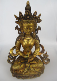 $enCountryForm.capitalKeyWord UK - christmas decorations for home+ Very Big Buddha!!! High 19 inch Antique Buddha Sculpture ,Old Tibetan Brass Buddha Statue A0001