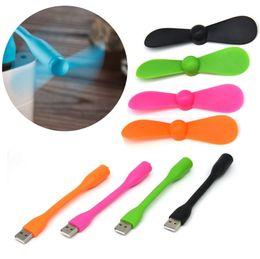 $enCountryForm.capitalKeyWord Canada - Hot Sale Mini USB Fan Pocket USB Gadget Portable Summer Micro USB Cooling Fan 6Colors For Android OTG Phones Power Bank Laptop a1