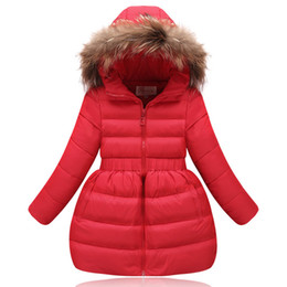 Discount Down Feather Coat Children Winter | 2017 Down Feather ...
