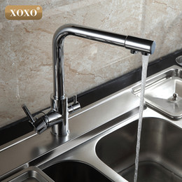 7 Photos Nickel Vessel SiNk For Sale   XOXO Brushed Nickel Kitchen Faucet  Pure Water Spout Tap Single