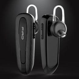 $enCountryForm.capitalKeyWord Canada - Firo M501 Small Bluetooth Earphone Wireless V4.1 Smart Business Stereo Headphone Mic Ear-hook Handsfree Earphones with Retail Box