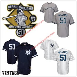 brand new 11fa7 36480 51 bernie williams jersey place