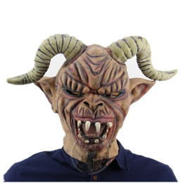 discount scary halloween costumes make high quality latex mask ghosts million holy fool u0027s day