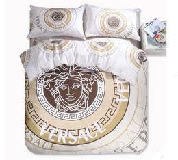 $enCountryForm.capitalKeyWord Australia - Wholesale-Luxury bedding set 4 pcs king size Comforter duvet cover quilt bed covers cotton bedclothes sheets bed linen