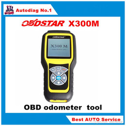 Diagnose Reader Canada - original OBDSTAR X300M OBDII Odometer Correction X300 M Mileage Adjust Diagnose Tool (All Cars Can Be Adjusted Via Obd) Update By TF Card