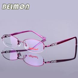 2428fca2f076 Optical Wholesale Eyeglass Frames Canada - Wholesale- Eyeglasses Frame Women  Computer Optical Clear Eye Glasses