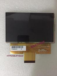 Großhandel Großverkauf-Vorlage 5.8inch HTP058JFHG02 LCD-Bildschirm-Anzeigefeld 1280 * 768 für Projektor-hochauflösenden Schirm Freies Verschiffen